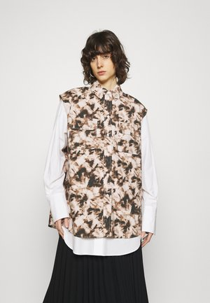 TEA - Button-down blouse - clay