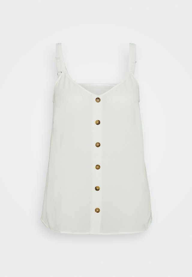 CAANNI - Top - off white