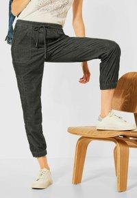 Cecil - LOOSE FIT  - Trousers - grün - 1