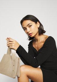 Fashion Union Petite - OBERLIN - Jumper dress - black - 3