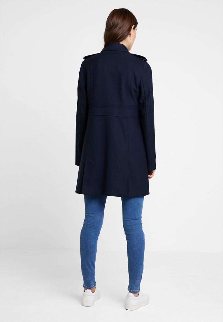 MADISON COAT Mantel blue