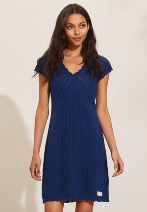 LOVEBIRD - Jumper dress - stormy blue