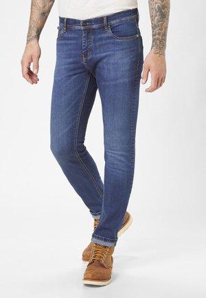 KANATA - Slim fit jeans - light blue denim