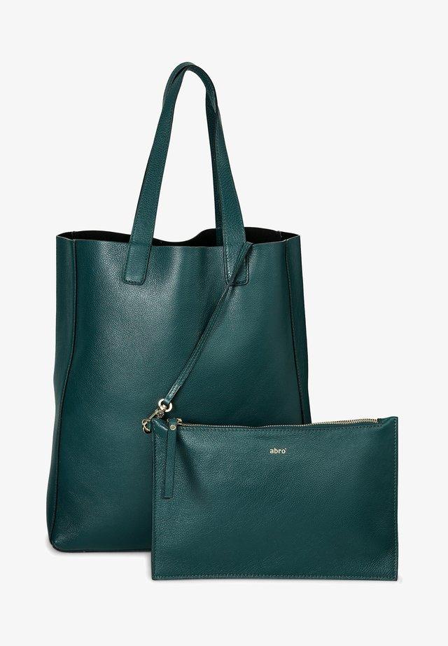 DALIA - Tote bag - dunkelgrün