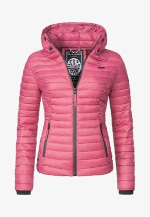 SAMTPFOTE - Winter jacket - berry