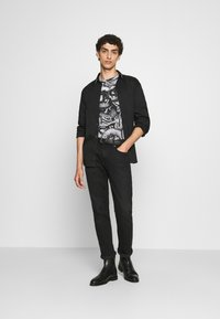 Just Cavalli - CAMICIA - Shirt - black - 1