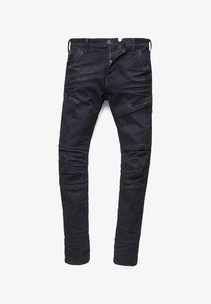 RACKAM 3D SKINNY - Jeans Skinny Fit - raw denim