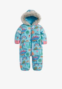 Next - CHARACTER  - Snowsuit - blue - 0