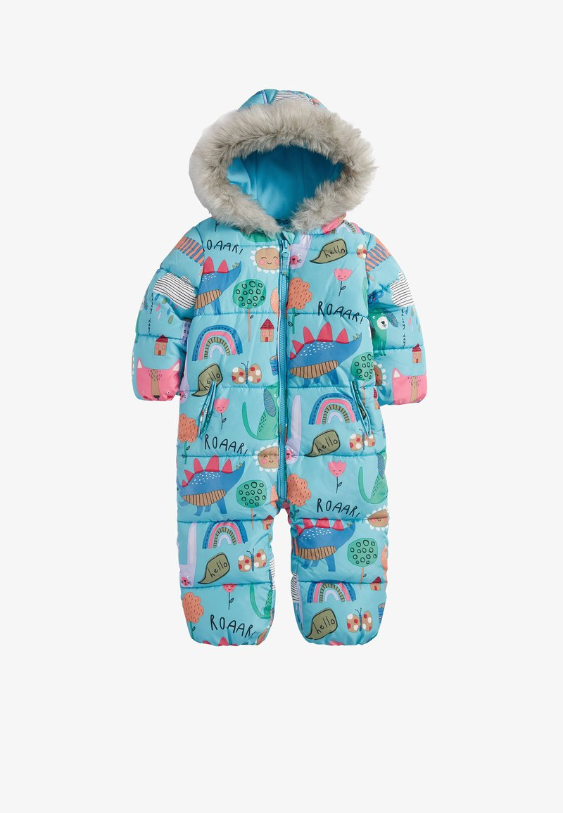 Next - CHARACTER  - Snowsuit - blue