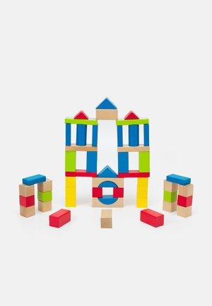 BUNTE BAUSTEINE UNISEX - Toy - multicolor