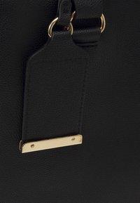 Dorothy Perkins - SIDE BAR TOTE - Handbag - black - 4