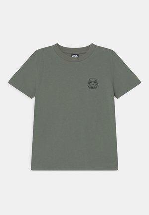 T-shirt print - swag green