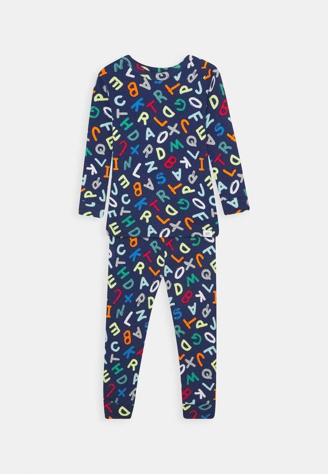 TODDLER BOY SET - Pijama - deep cobalt