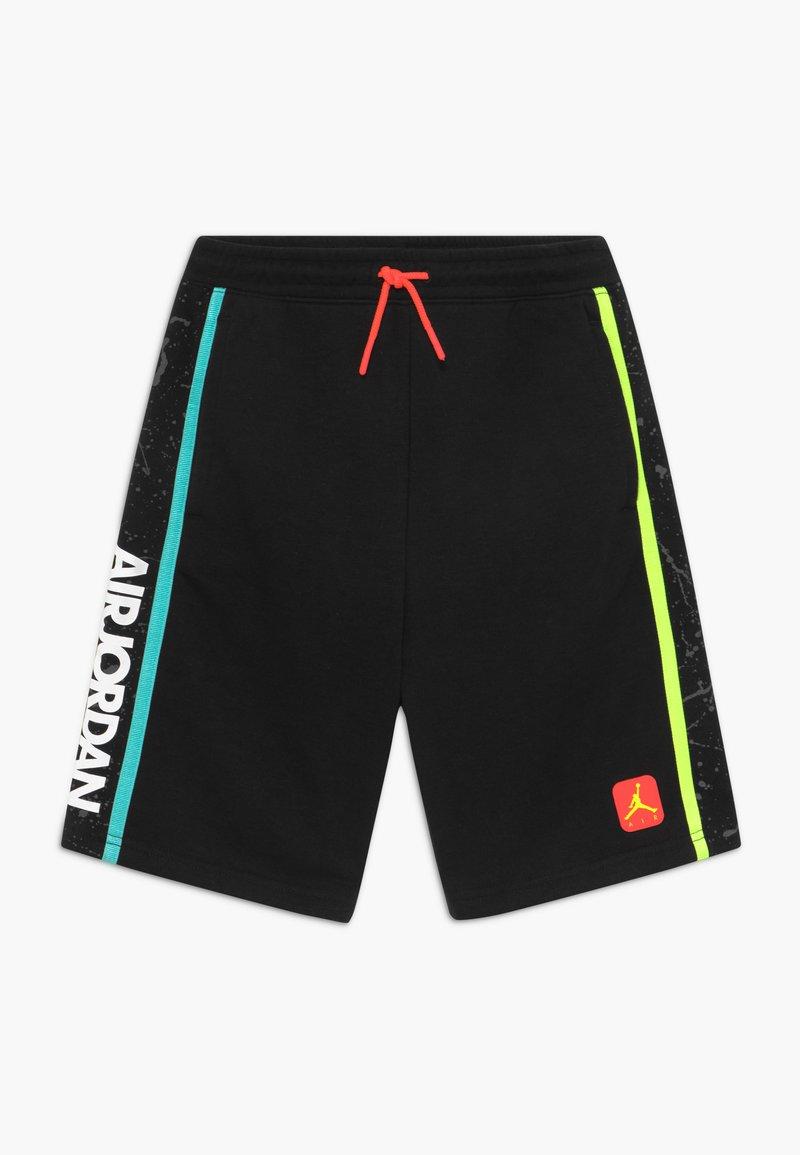 Jordan - SCHOOL OF FLIGHT SHORT - Pantaloncini sportivi - black