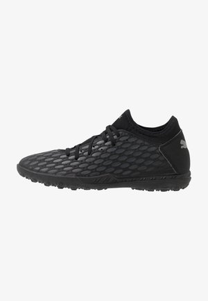 FUTURE 5.4 TT - Astro turf trainers - black/asphalt