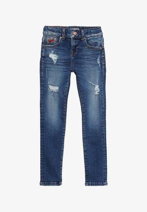 RAVI - Slim fit jeans - blue denim