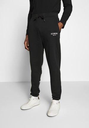 PANTALONE - Pantaloni sportivi - nero