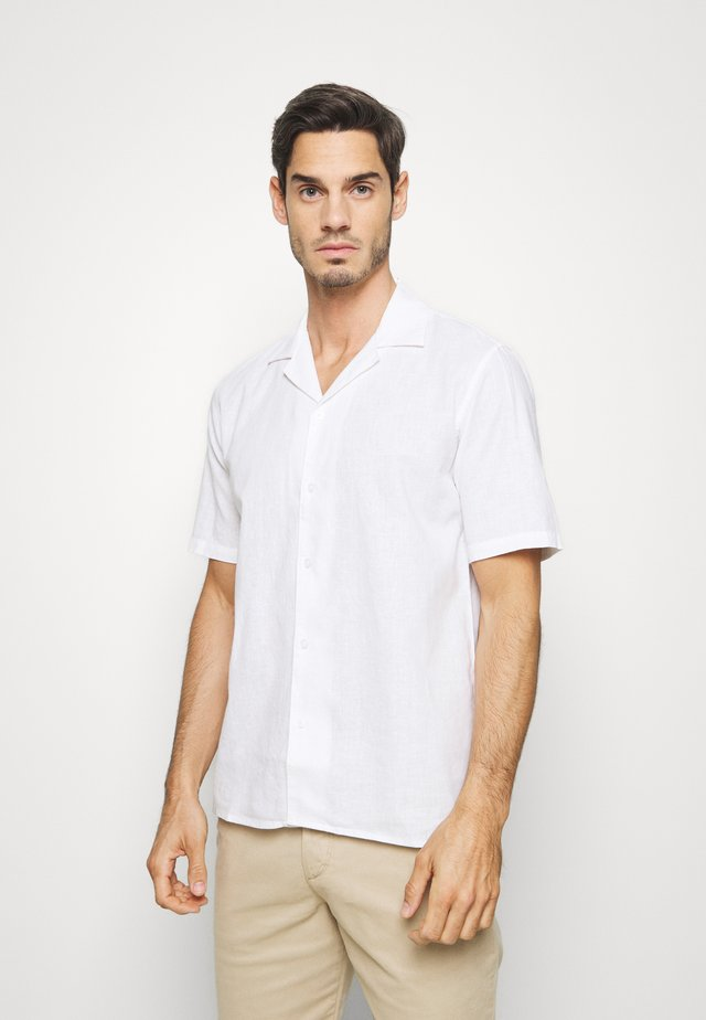 CASUAL RESORT  - Camisa - white