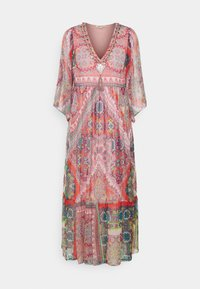 Derhy - SIRENE DRESS - Maxi dress - coral - 0