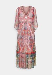 SIRENE DRESS - Maxi dress - coral