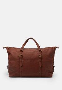 Anna Field - Weekend bag - cognac - 4