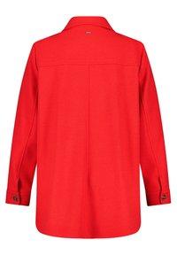 Samoon - Short coat - power red - 3