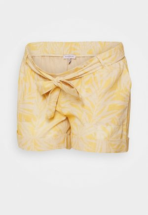 Shorts - white/yellow