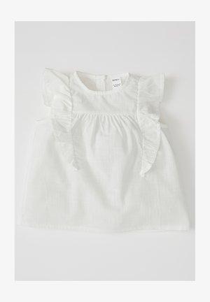 Bluser - white
