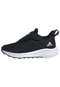 adidas Performance - FORTARUN AC SHOES - Zapatillas de running neutras - black - 9