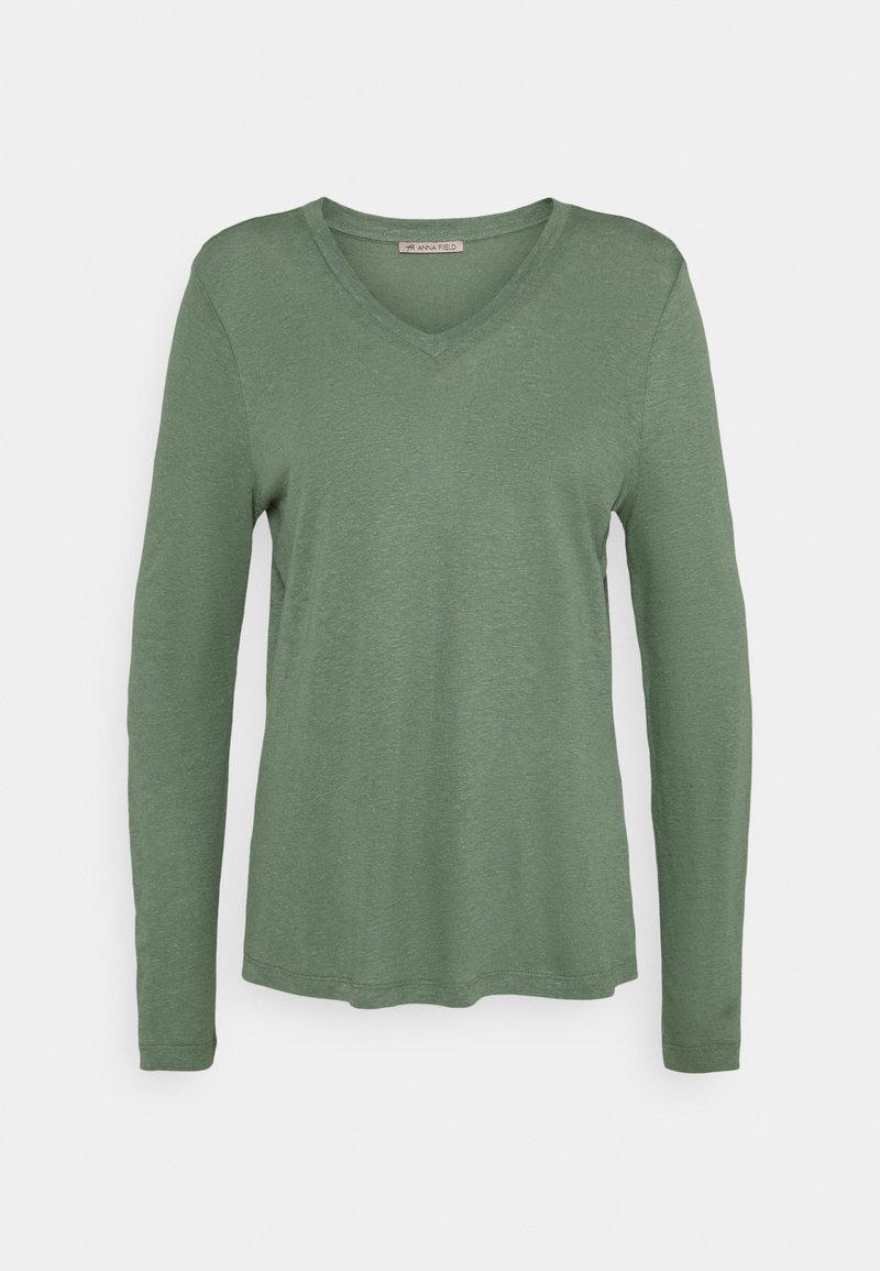 Anna Field - Long sleeved top - light green