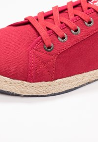Superdry - LACE UP  - Espadrilles - rouge red - 2