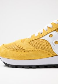 Saucony - JAZZ VINTAGE - Trainers - yellow/white - 2