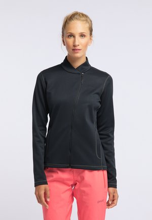 APPEAL - Giacca in pile - black