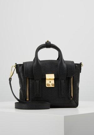 PASHLI MINI SATCHEL - Across body bag - black