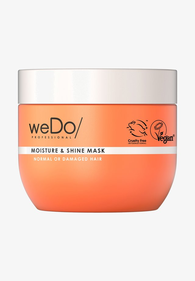 MOISTURE & SHINE MASK - Hair mask - -