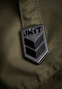 JACK1T - MOUNTAIN  - Gewatteerde jas - khaki - 5