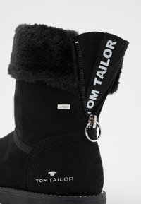 TOM TAILOR - Winter boots - black