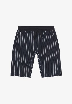 GORDEN - Tracksuit bottoms - navy