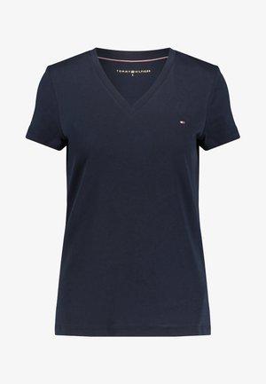 HERITAGE - Basic T-shirt - marine