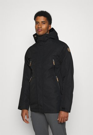 AKRON - Winter jacket - black