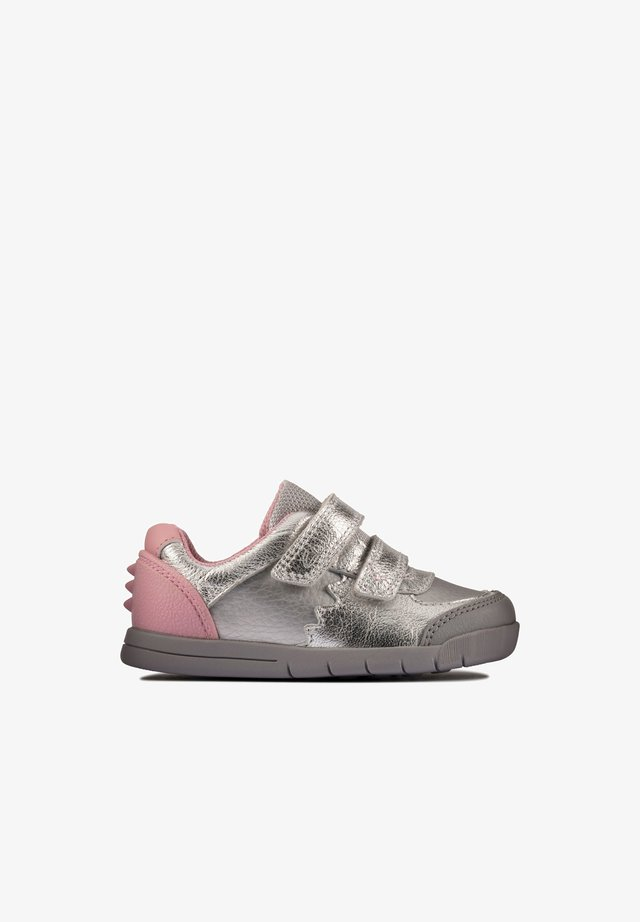 Klittenbandschoenen - grey