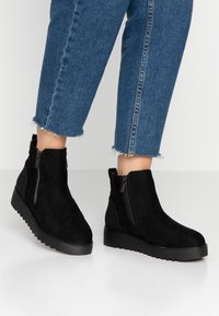 mtng - NEW SCHOOL - Ankelboots - black - 0