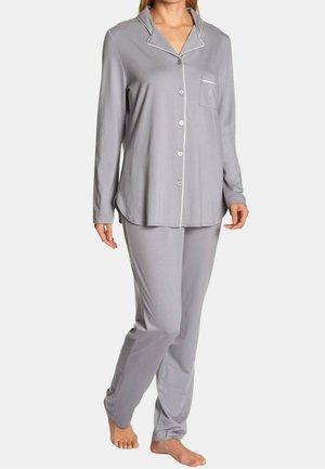 SET - Pyjama - anthrazit