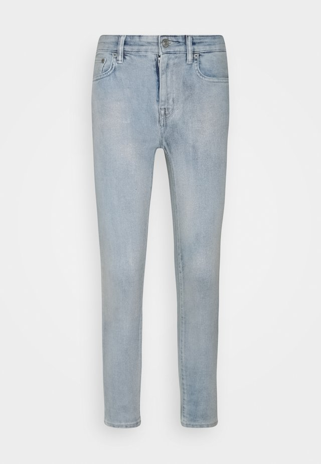 FIVE POCKET - Jeans Skinny - pearl blue wash
