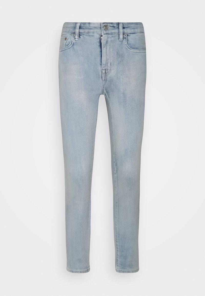 Lauren Ralph Lauren Petite - FIVE POCKET - Jeans Skinny Fit - pearl blue wash