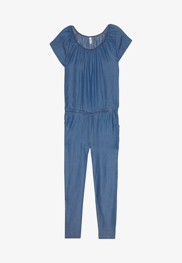 Haalari - medium blue denim