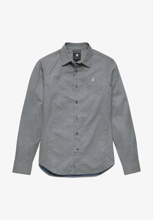 Camicia - imperial blue gs butterfly