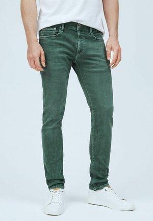 STANLEY - Jean slim - waldgrün