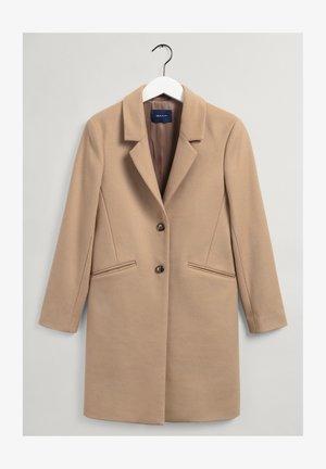 CLASSIC TAILORED - Klassinen takki - dark khaki