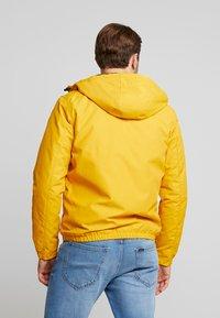Benetton - Light jacket - golden yellow - 2